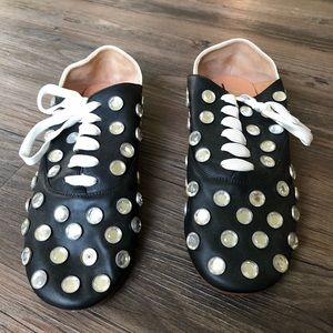 Acne mules/sneakers